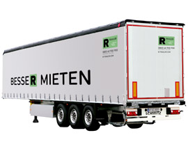 sattelcurtainsider standard mieten r trucks lkw vermietung. Black Bedroom Furniture Sets. Home Design Ideas